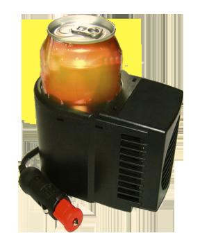 Автомобильный мини охладитель напитков.